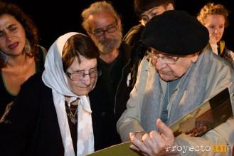 Norma Vermeulen y Federico Pagura #40años #madres #PlazaSanMartin #rosario #madresdelaplaza #nuncamás #memoria #proyecto341 #fotoperiodismo