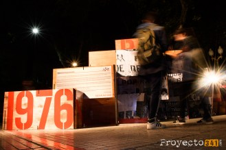 R40: Instalación colectiva con imagenes de la lucha de movimien #40años #madres #PlazaSanMartin #rosario #madresdelaplaza #nuncamás #memoria #proyecto341 #fotoperiodismo