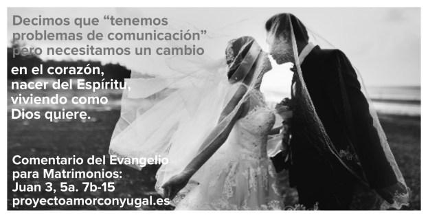 El verdadero cambio - Proyecto Amor Conyugal