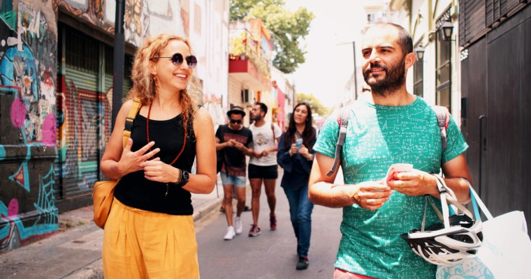 Experience vegan life in Palermo Viejo