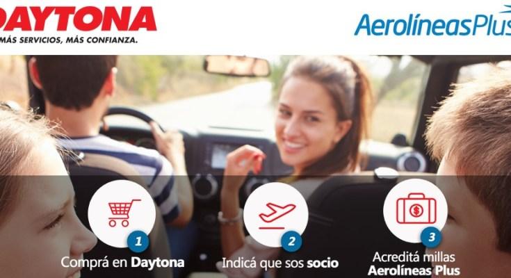 Daytona Aerolineas Plus