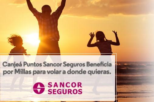 Sancor Seguros Aerolineas Argentinas Millas