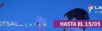 LATAM Pass Programa de Viajero Frecuentes Millas Hot Sale