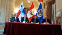 Traspaso presidencia de Cumbre de las Américas de Panamá a Perú 6