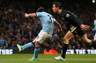 """El Manchester City gana el """"ensayo"""" de la final de Copa"""