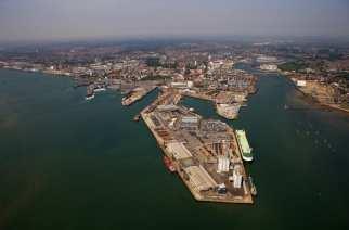 Southampton, la ciudad que vio partir al Titanic