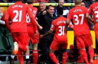 El Liverpool encarrila el título con suspense en Carrow Road