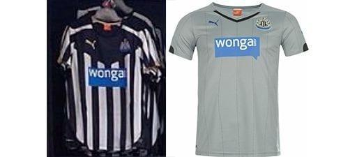 Así vestirá el Newcastle United en la 2014-2015 | Home & Away kit