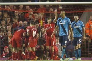 El Liverpool vuelve a sonreir