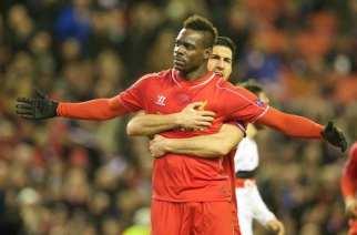 Un penalti de Balotelli decide el Liverpool-Besiktas