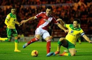 Norwich frente a Middlesbrough, la final del playoff de Championship