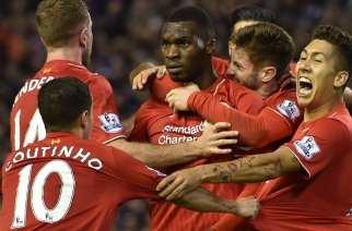 Anfield pudo con el líder