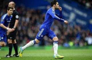 Un Cesc brillante salva a un mediocre Chelsea