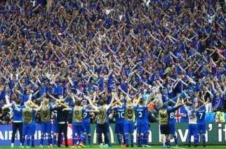 Islandia hace de Leicester y se carga a Inglaterra