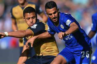 Arsenal – Leicester, a recortar distancias