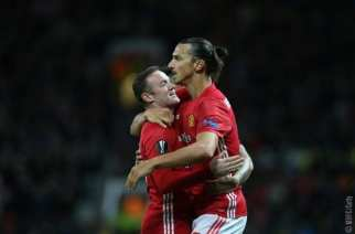 Ibrahimovic salva al United