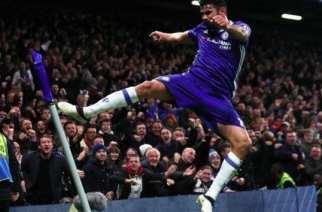 El Chelsea cierra 2016 por todo lo alto