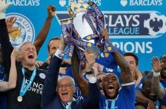 Leicester City, cronología de una hazaña