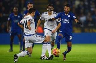 Leicester y Chelsea, los tres últimos títulos frente a frente