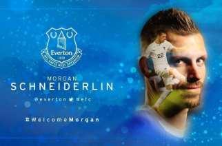 Schneiderlin, nuevo jugador del Everton