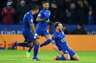 El Leicester vuelve a sonreir