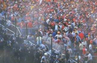 34 años de la tragedia de Heysel