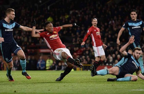 "Middlesbrough – Manchester United, partido trampa para los ""Reds Devils"""