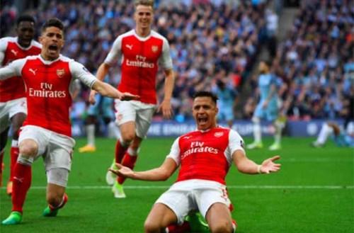 El Arsenal jugará la final de la FA Cup