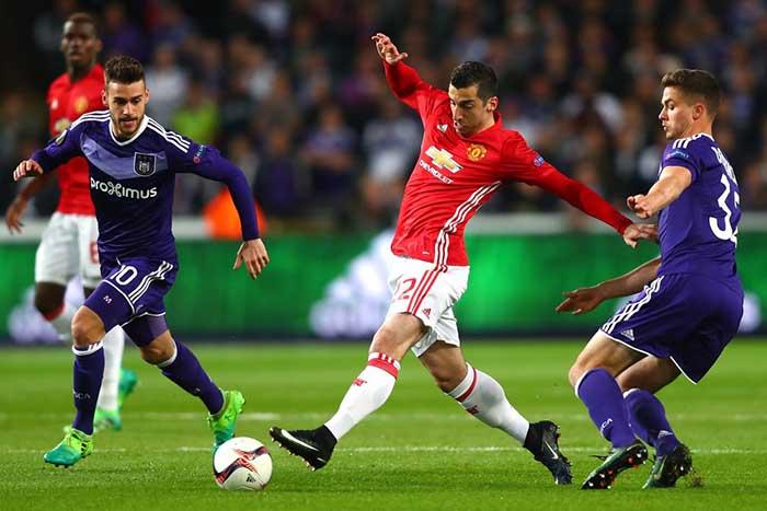 Manchester United - Anderlecht