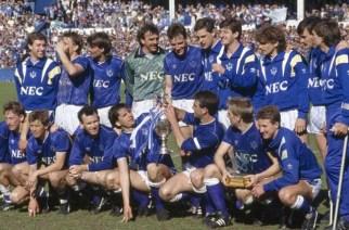 Everton: la eterna sombra de los 80