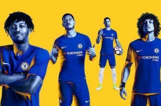 Camisetas y patrocinadores en la Premier League 2017-18