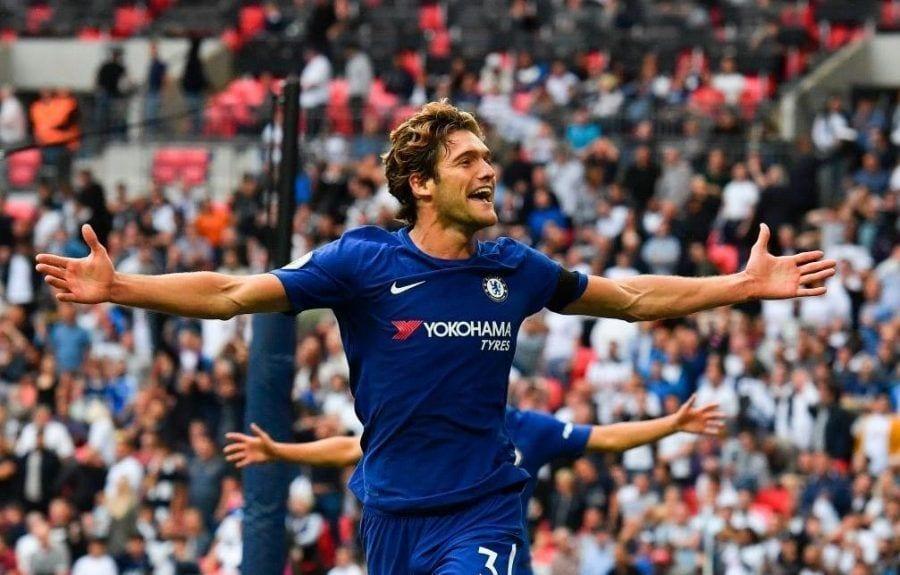 Alonso Gol Tottenham
