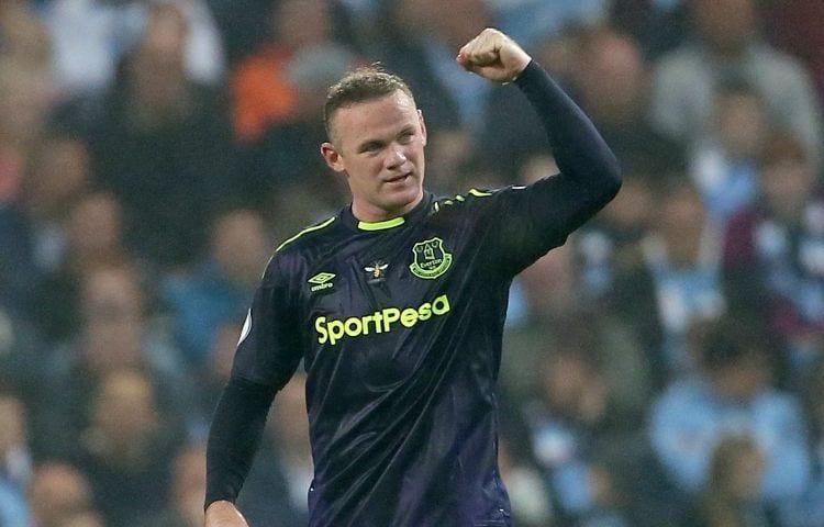 wayne rooney everton manchester city 200 goles