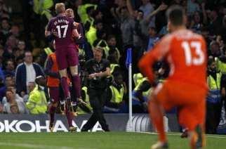 El Manchester City somete al Chelsea