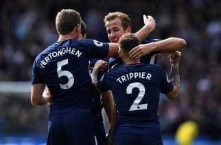 El Tottenham pasa por encima del Huddersfield (0-4)