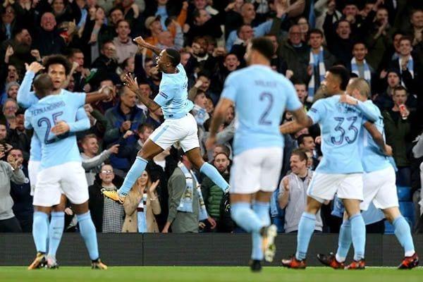 Manchester City Napoles