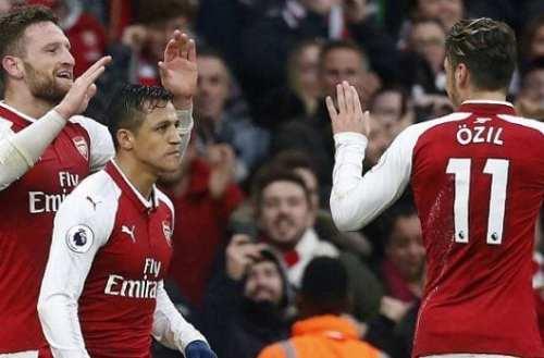 El Arsenal impone su ley