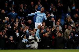 Raheem Sterling salva al Manchester City en el último minuto