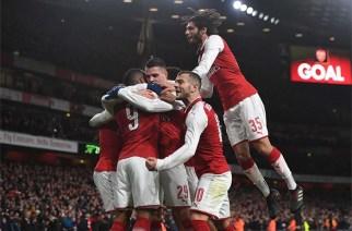 El Arsenal, segundo finalista de la Carabao Cup