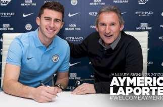 Aymeric Laporte, otro fichaje récord para el Manchester City