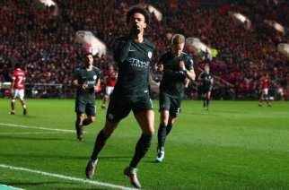 El Manchester City, primer finalista de la Carabao Cup