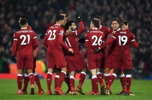 El Liverpool tumba al líder con el embrujo de Anfield