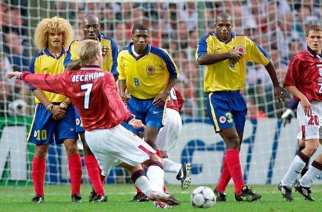 Inglaterra venció en el único antecedente mundialista