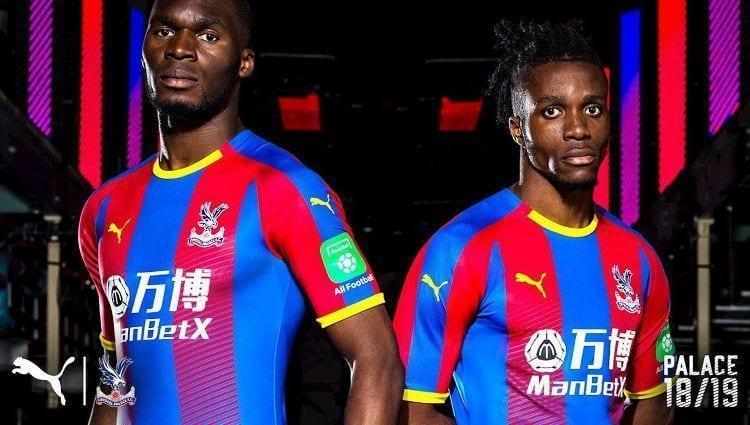 Crystal Palace Kit Camiseta Jersey 2018-19