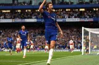 El 'Spanish' Chelsea tumba a un buen Arsenal