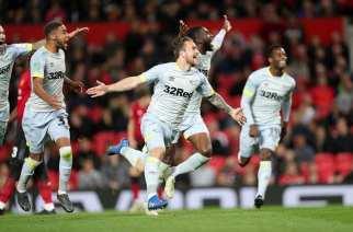United y Liverpool, eliminados de la Carabao Cup