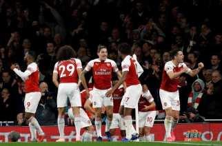 El Arsenal se desquita de sustos