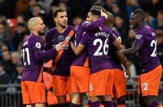 Mahrez desinfla al Tottenham en su 'patatal'