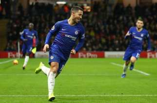 Hazard mantiene vivo al Chelsea