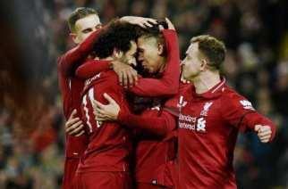 El Liverpool oposita para ser campeón